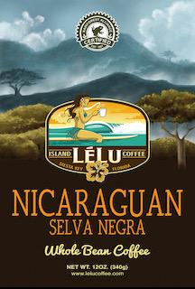 Coffee, Nicaraguan - Selva Negra