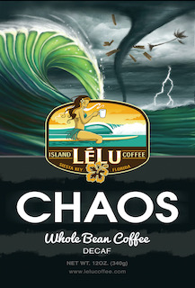 Coffee, Chaos (DECAF)