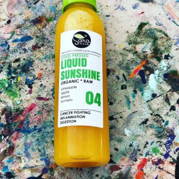 Liquid Sunshine Juice