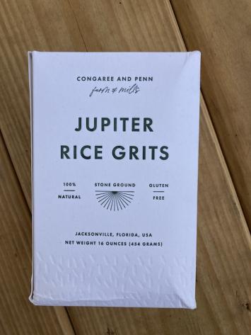 Grits, Jupiter Rice