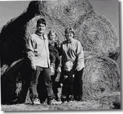 Gunthorp Family 1998