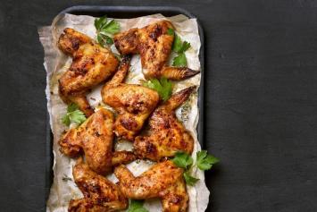 Pasture Raised Chicken - Wings