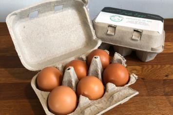 Pasture Raised Eggs - Mini Eggs