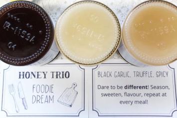 Foodie Dream Honey Trio (Truffle, Spicy, Umami)