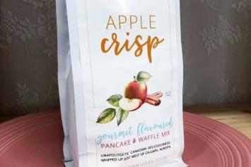 Apple Crisp Pancake Mix