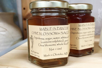 Chive Blossom & Sage Jelly