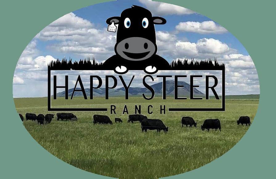 Happy Steer Ranch LLC Logo