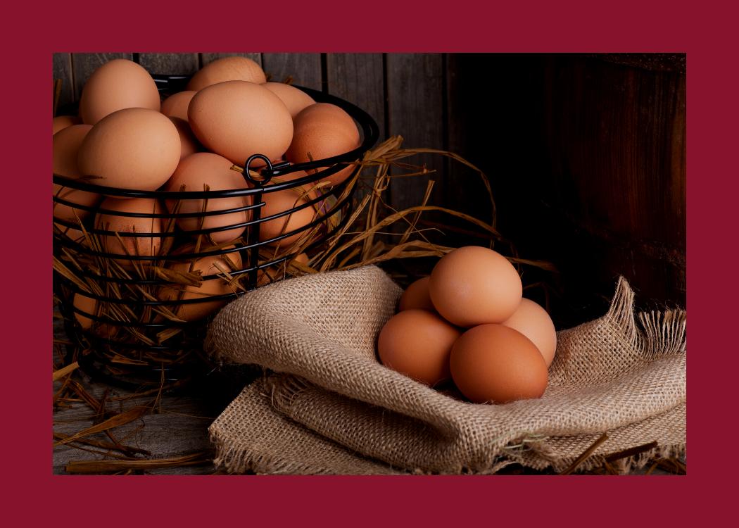 Pastured Eggs
