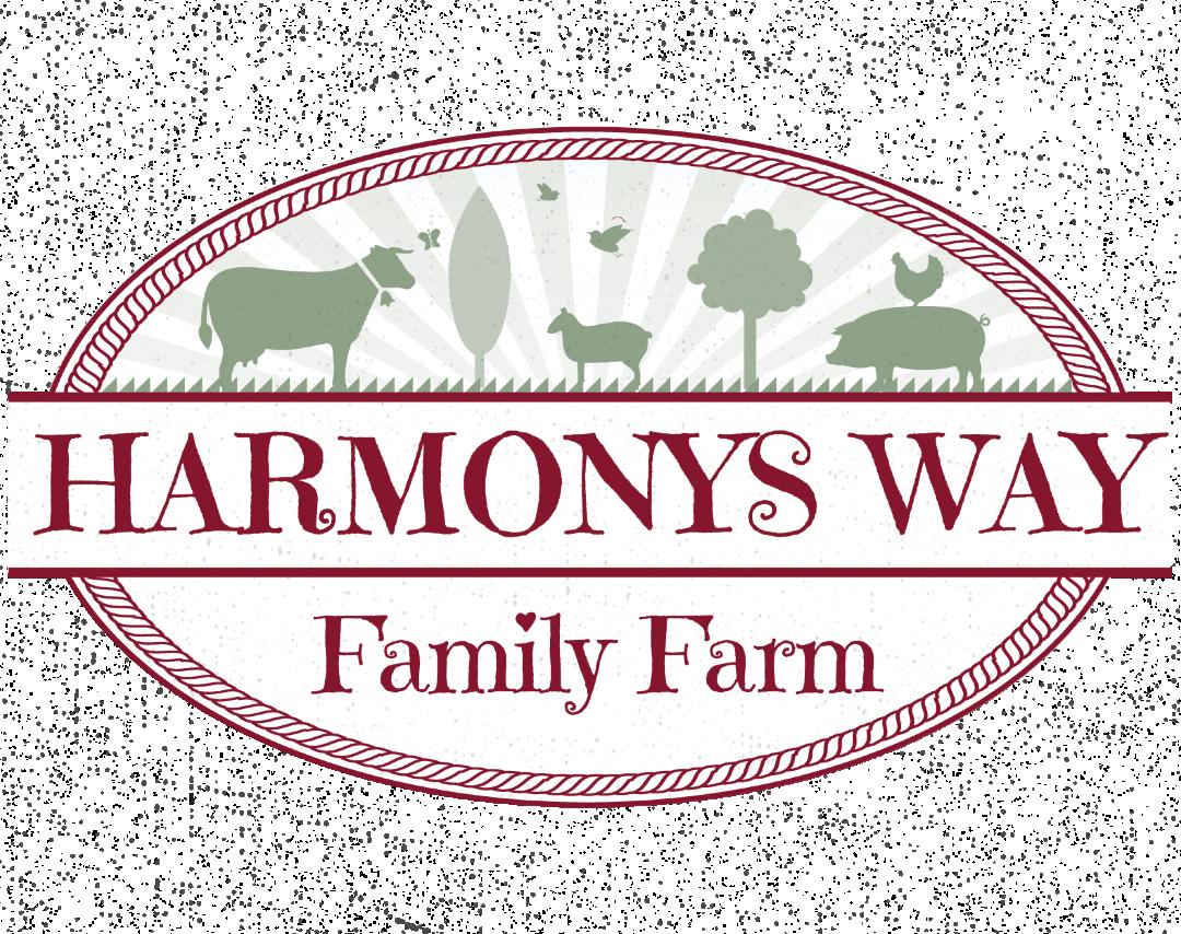 Harmonys Way Family Farm Logo