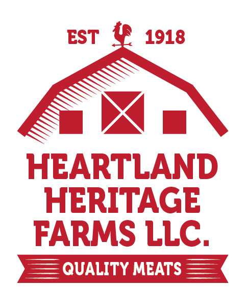 Heartland Heritage Farms LLC. Logo