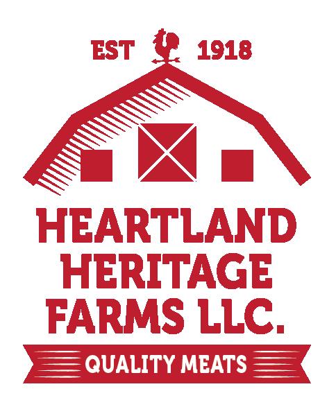 Heartland Heritage Farms LLC. Logo