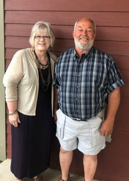 Dale and Kathy Schmidt