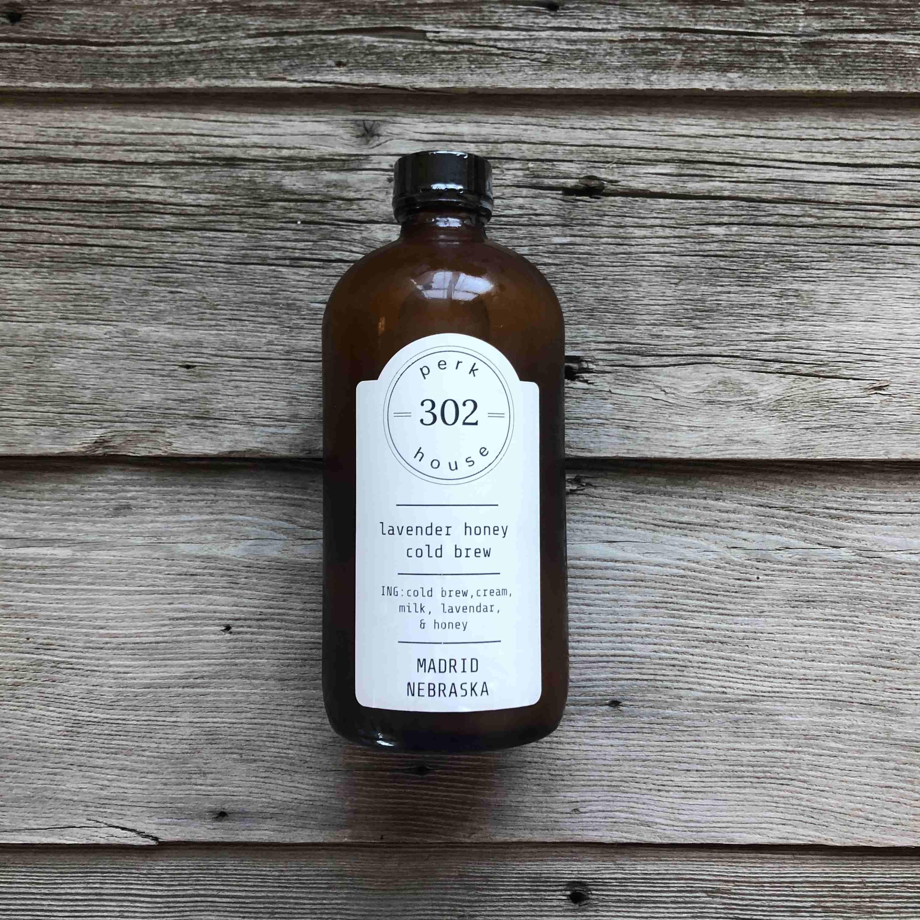 Cold Brew - Lavender Honey