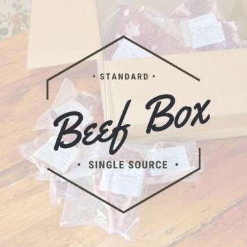 John O'Dea Beef Box