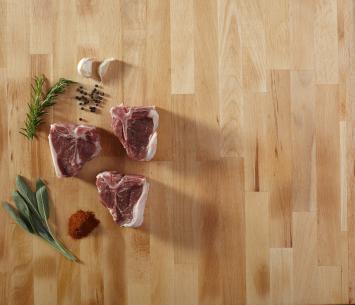 Lamb Loin Chops (T-bone)