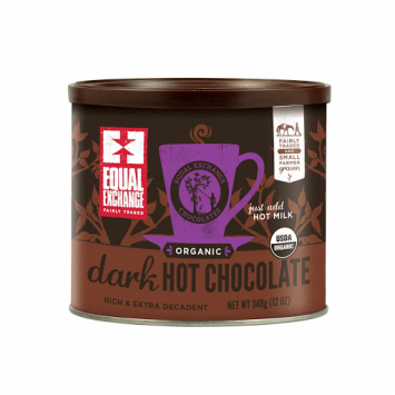 Organic Dark Hot Cocoa Mix