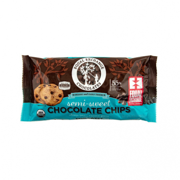 Fair Trade semi-sweet Chocolate Chips