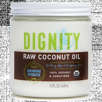 Dignity Raw Coconut Oil 15 oz