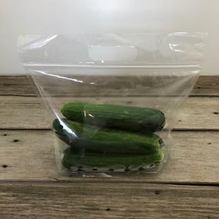 Cucumbers 5/bag - The Prairie Garden