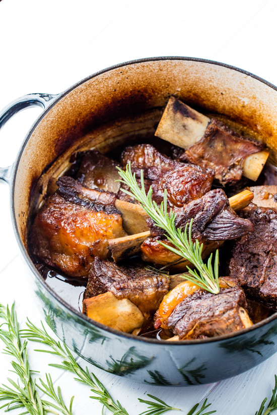 BRAISING RIBS, HIGHLAND BEEF: (1LB Average)