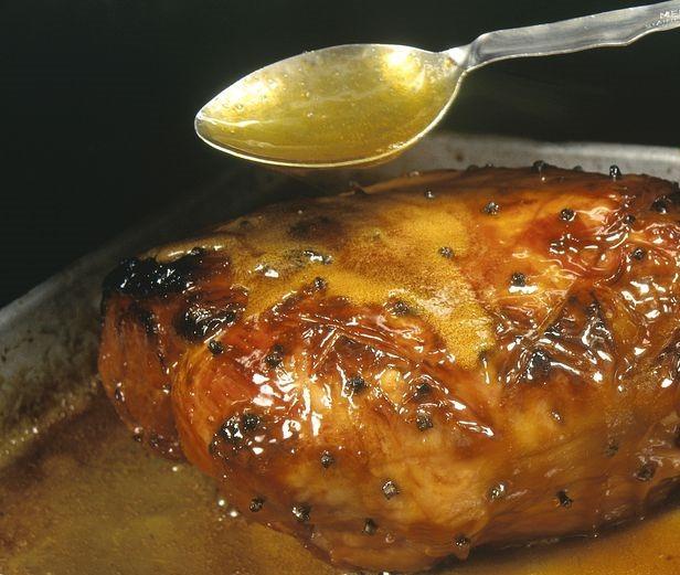 HAM: Traditionally Cured Tamworth Pork - BONELESS
