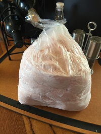 Unrendered Pork Fat 10lb bag (Chunks)