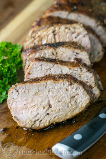 PORK ROAST: Tenderloin (2lb average)