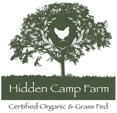 Hidden Camp Farm Logo