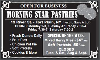 Morning Star Pastries