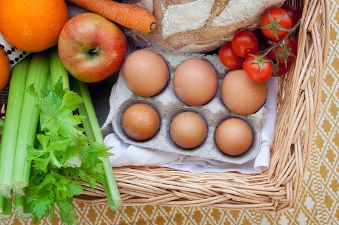 Organic Soy-free Pullet Eggs