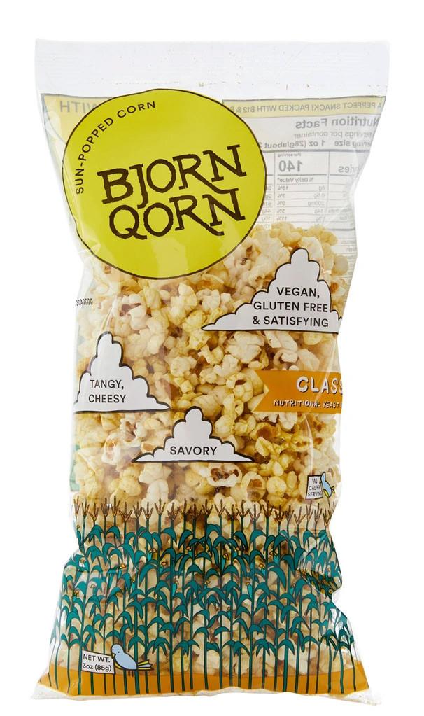 Popcorn Classic, Bjorn Qorn