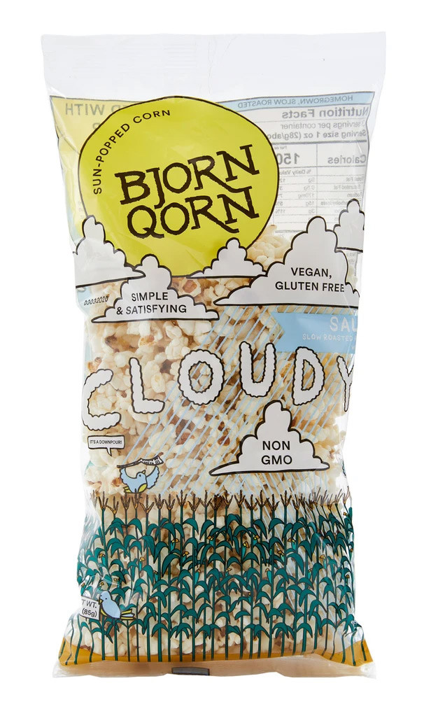 Popcorn Cloudy, Bjorn Qorn