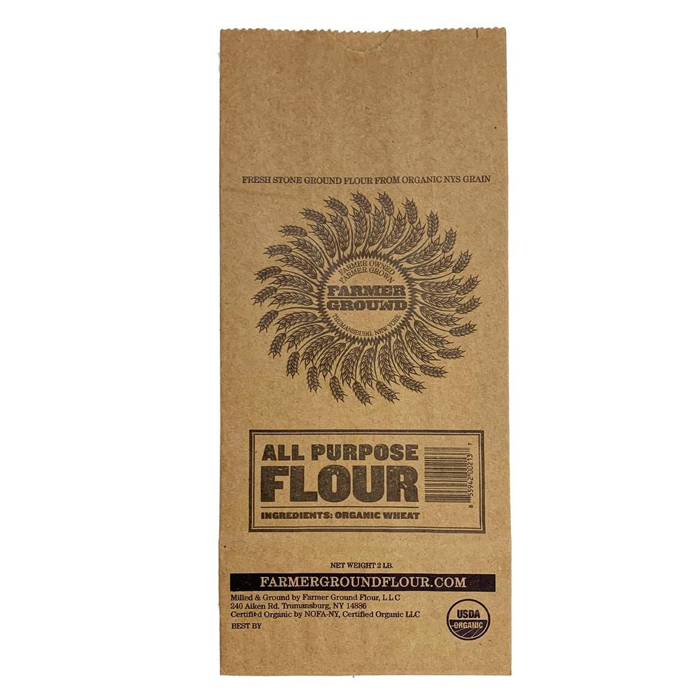 All Purpose Flour, White, Organic