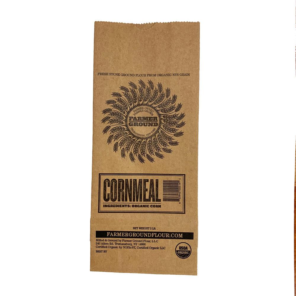 Cornmeal, Med. Grind, Organic
