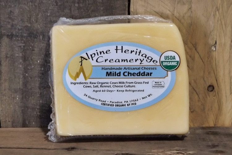 Alpine Heritage Mild Cheddar