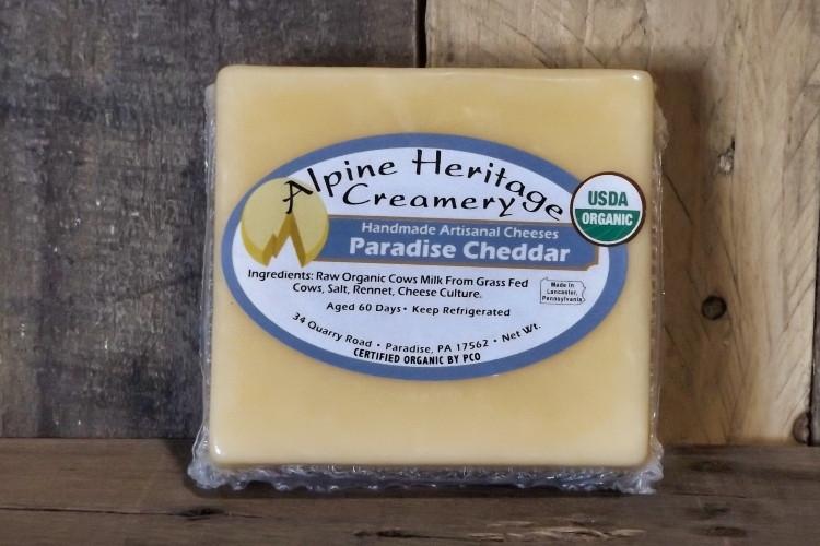 Alpine Heritage Paradise Cheddar