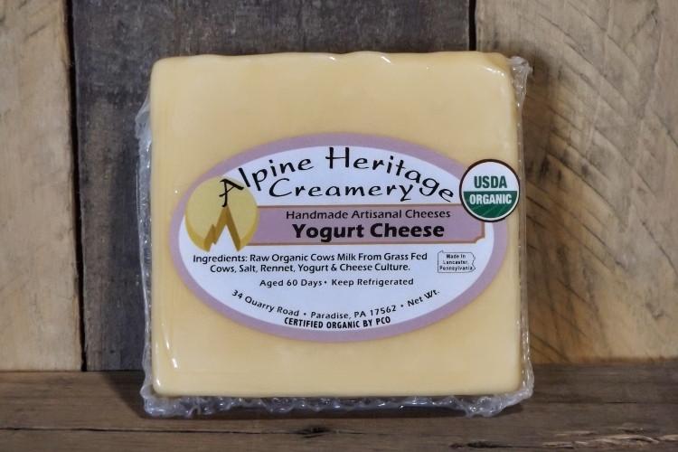 Alpine Heritage Yogurt Cheese
