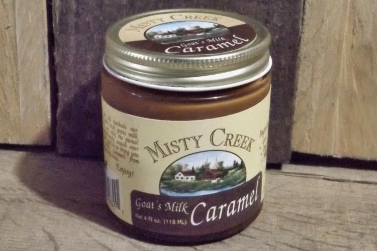 Misty Creek Goat Caramel