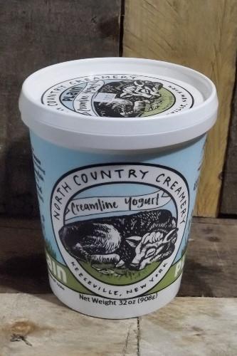 North Country Creamery Plain Yogurt