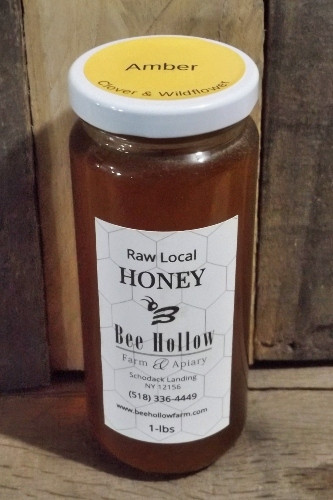 Amber Liquid Honey