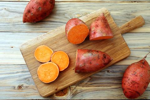 Pound of Sweet Potatoes