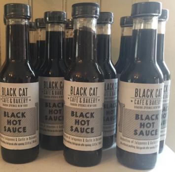 Black Hot Sauce
