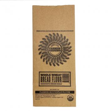 Bread Flour, Whole Wheat, Organic