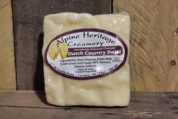 Alpine Heritage Dutch Country Swiss