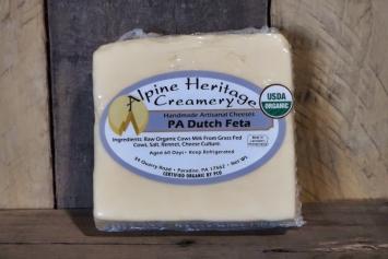 Alpine Heritage PA Dutch Feta