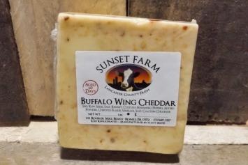 Sunset Farm Buffalo Wing Cheddar