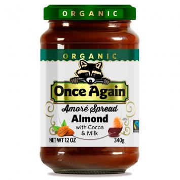 Organic Almond & Chocolate Spread