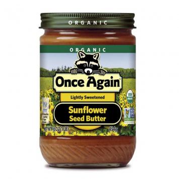 Organic Sunflower Butter