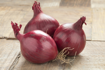 Pound of Red Onions