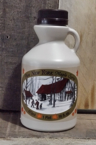 All Natural Maple Syrup Pint